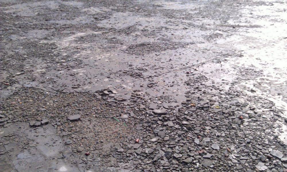混凝土地面起灰起砂原因分析及解决方法