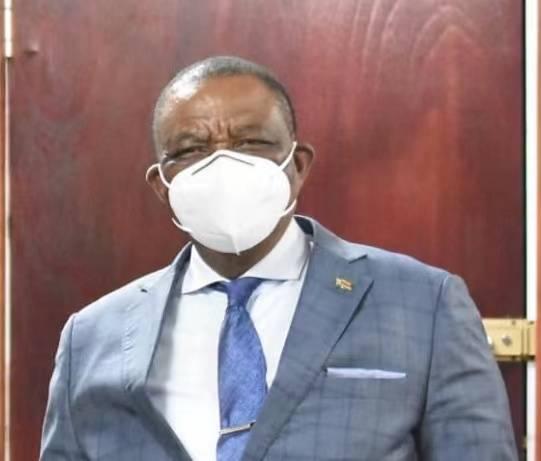 津巴布韦副总统:接种中国新冠疫苗后感觉很好 没产生副作用